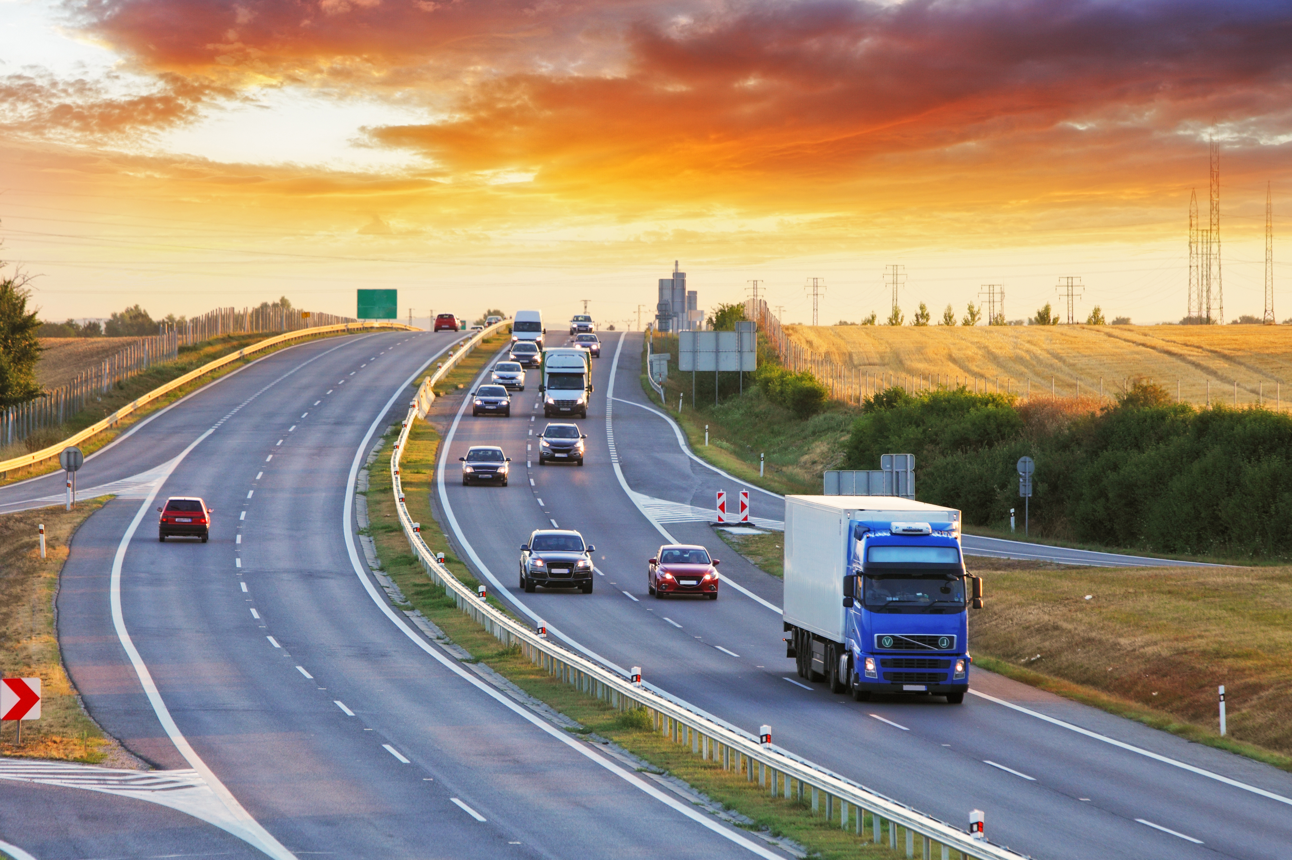 information about road transport