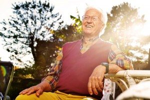 Healthy Elderly Man - Men's Health