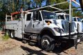 2012 Hi-Rail Knuckle Boom Crane Truck