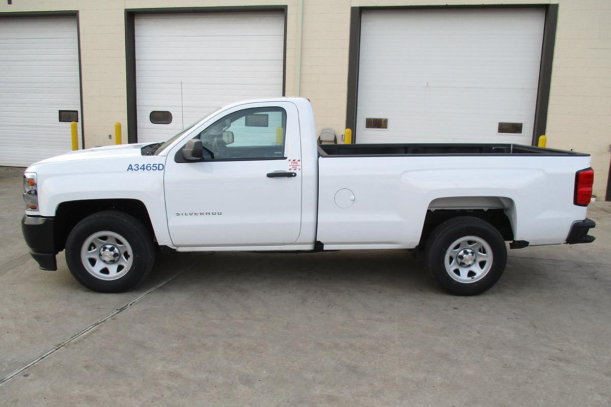 1 2 Ton Pickup Truck Danella Companies