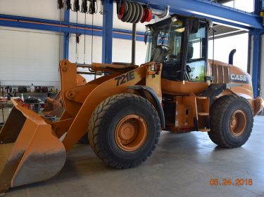 Case Front End Loader 6