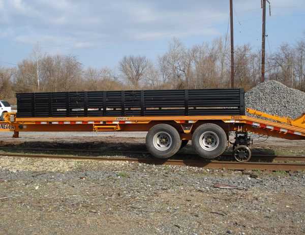 Equipment Trailer Danella Companies