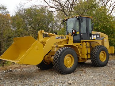 Front End Loader Driver Side CAT 938H