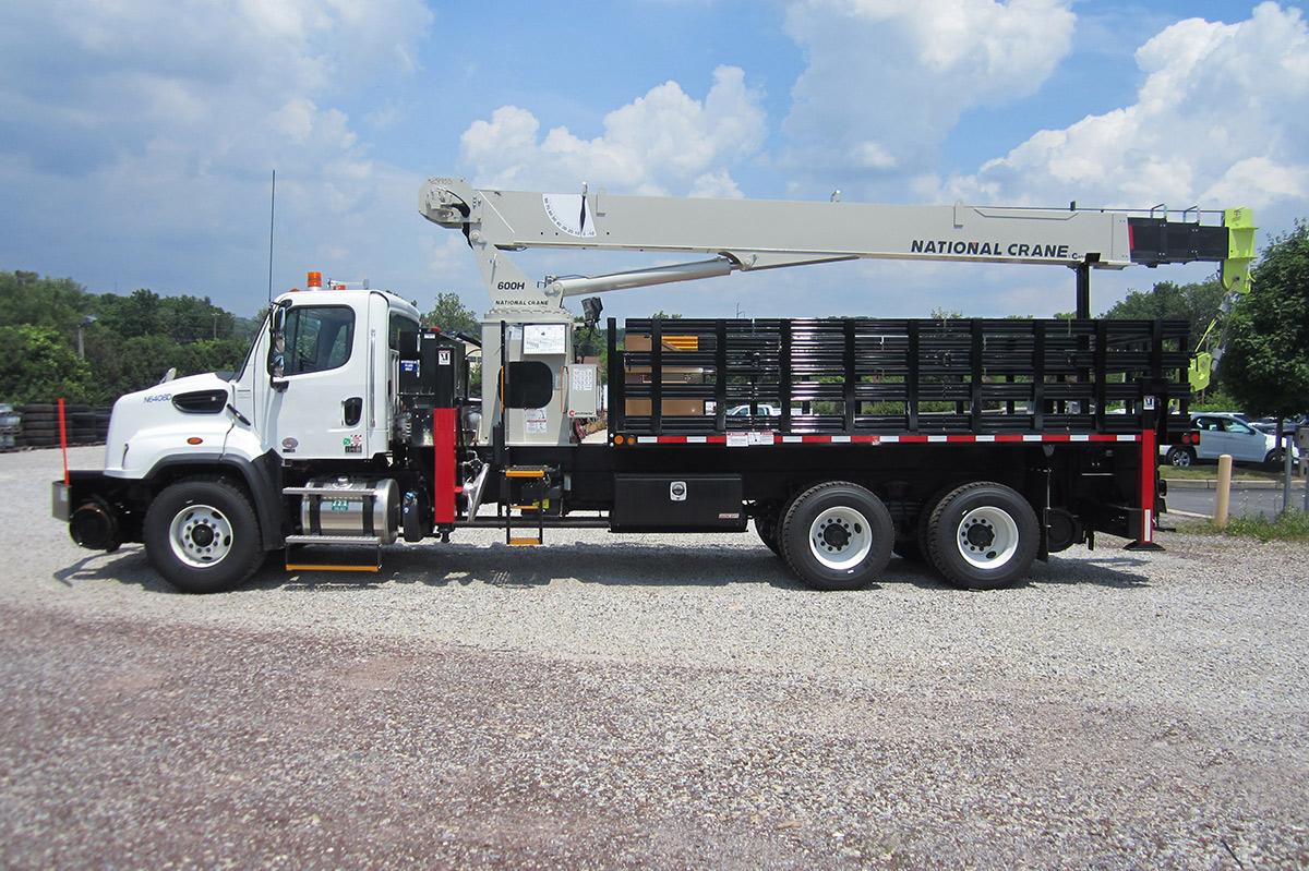 Telescopic Crane Truck Danella Companies