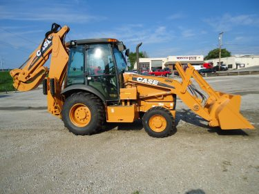 2011 Case 580N Backhoe