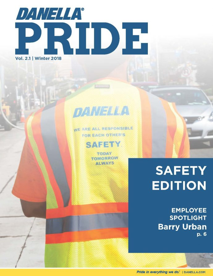 Danella Pride Vol. 2.1 Version 1.5 Winter 2018