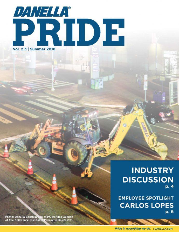 Danella Pride Vol. 2.3 Version 1.5 Summer 2018