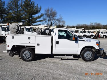 2013 Hi Rail Track Inspection Truck 7