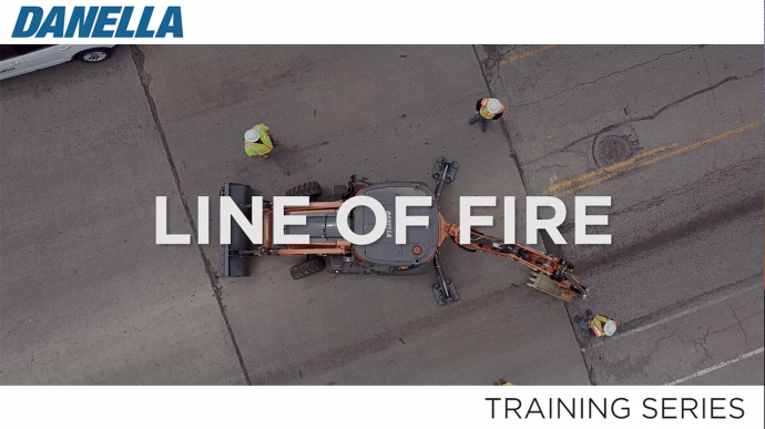 Danella Safety Training - Line of Fire