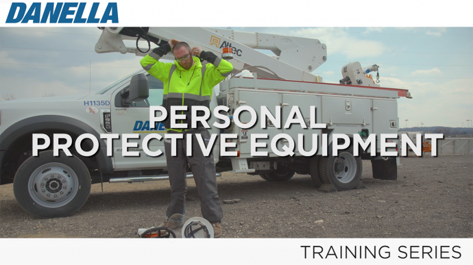 Danella Safety Training - PPE