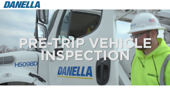 Danella Safety Training - Pre Trip Vehicle Inspection