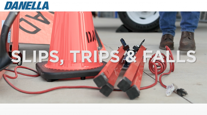 Danella Safety Training - Slips Trips and Falls