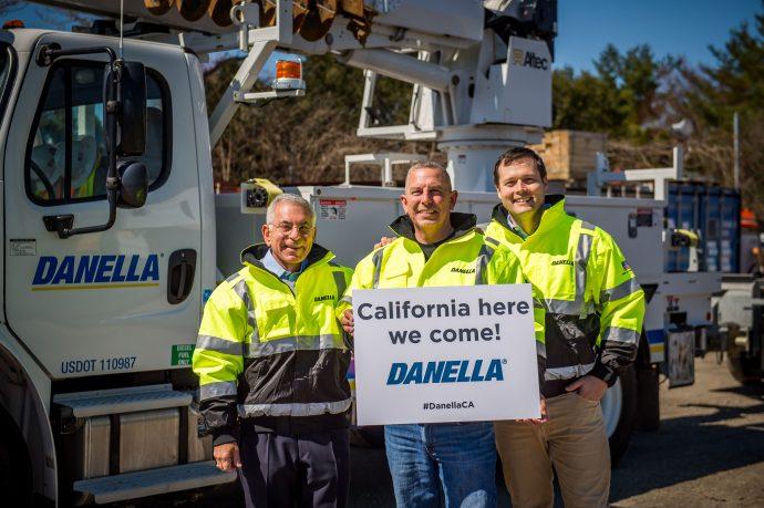 Danella Pride Spring 2019 - Welcome to California